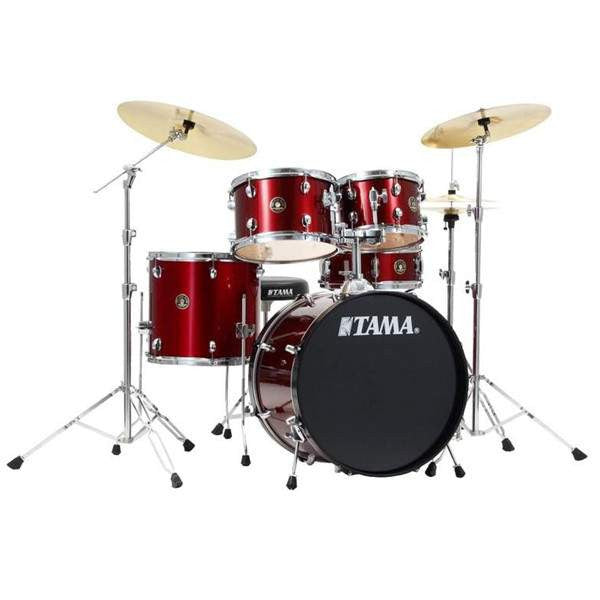 Tama Rhythm Mate Wine Red Drum Kits Acoustic, Tama, Sounds Great Music