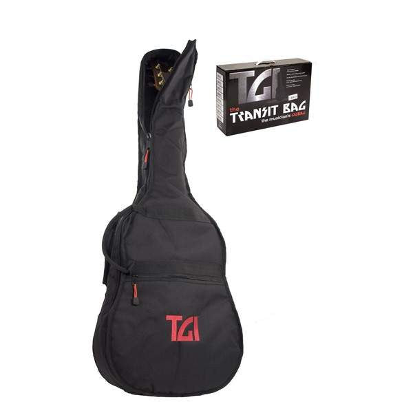 TGI Transit Gigbag Acoustic Bass Guitar 4337 - Gigbags - TGI - Sounds Great Music