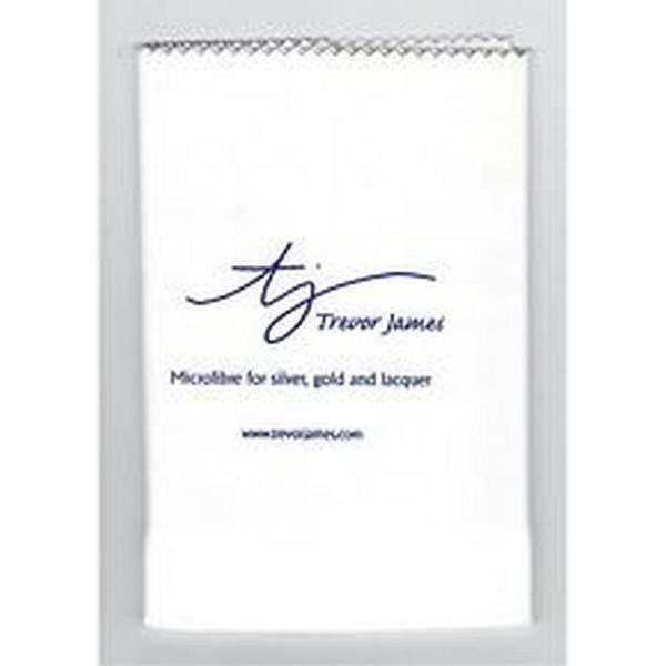 Trevor James Microfibre cleaning cloth 5508 - Orchestral Accessories - Trevor James - Sounds Great Music