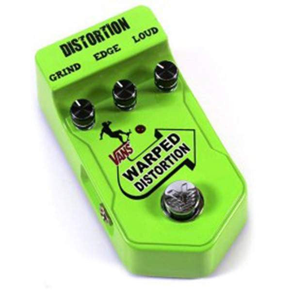 Visual Sound Vans Warped Distortion Stomp Box, Visual Sound, Sounds Great Music