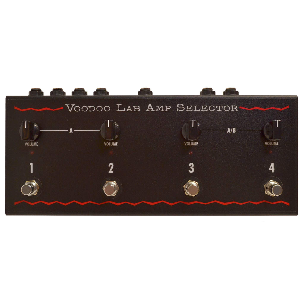 Voodoo Lab Amp Selector - FX Controller / Midi - Voodoo Lab - Sounds Great Music