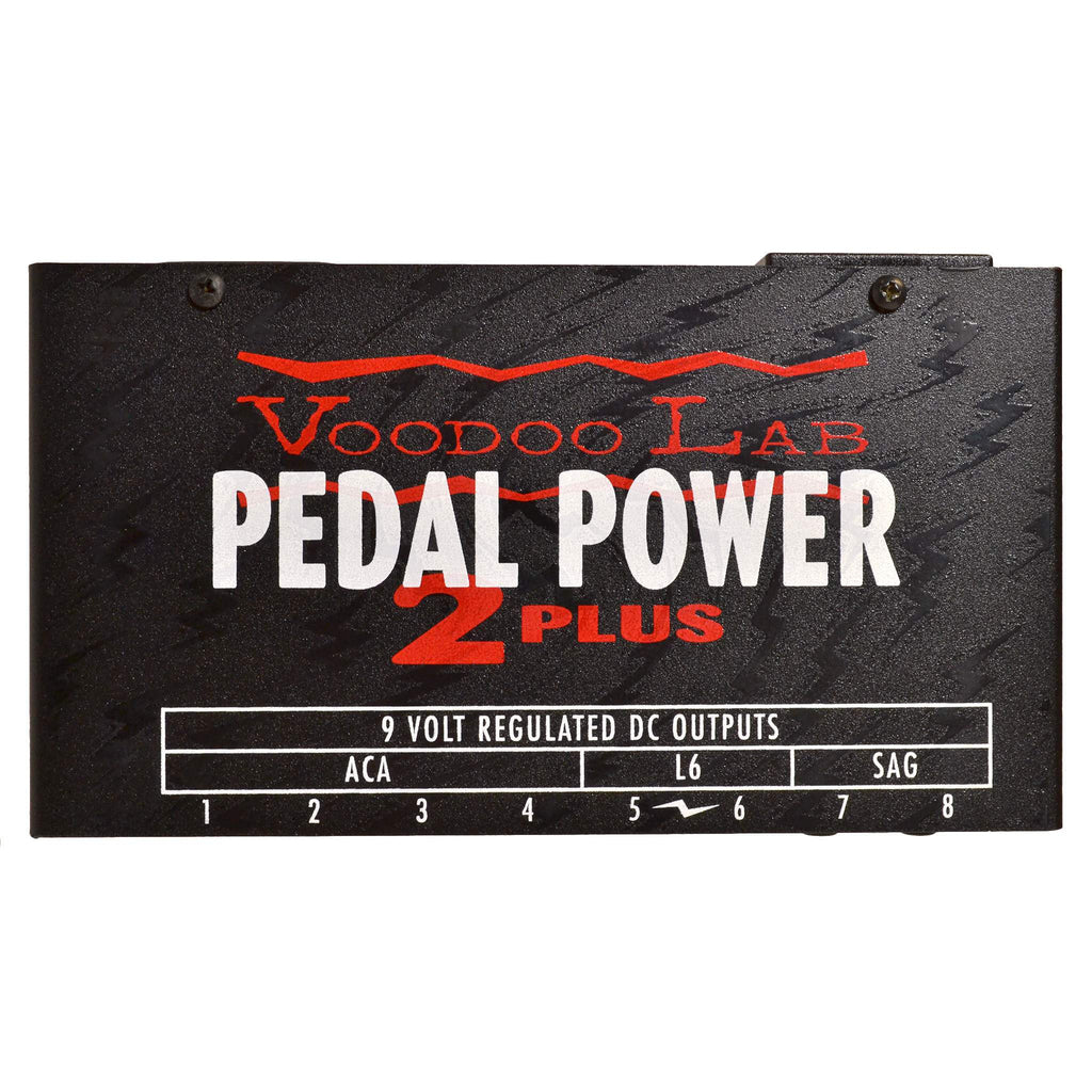 Voodoo Lab Pedal Power 2 Plus Stomp Box, Voodoo Lab, Sounds Great Music