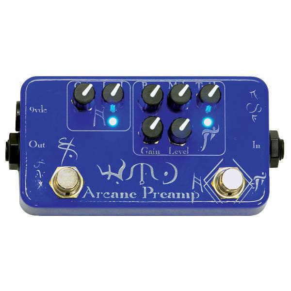 WMD Arcane Preamp Stomp Box, WMD, Sounds Great Music