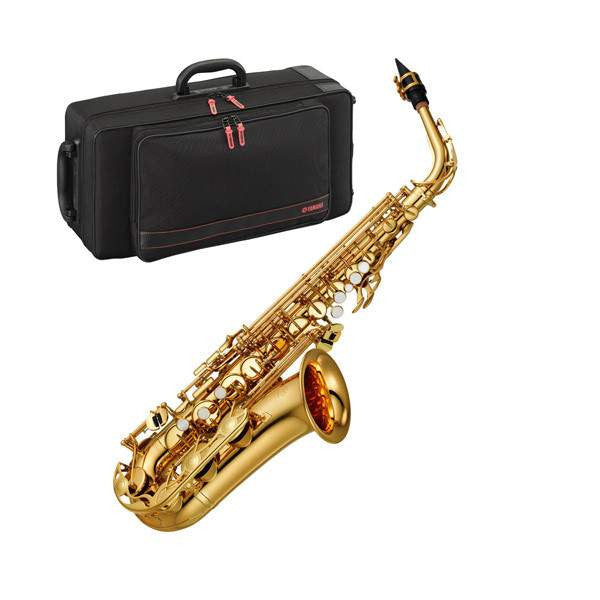 Yamaha Alto Saxophone YAS-280 - Saxophones - Yamaha - Sounds Great Music