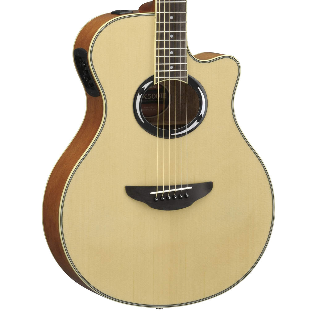 Yamaha APX500III Natural - Acoustic Guitar - Yamaha - Sounds Great Music