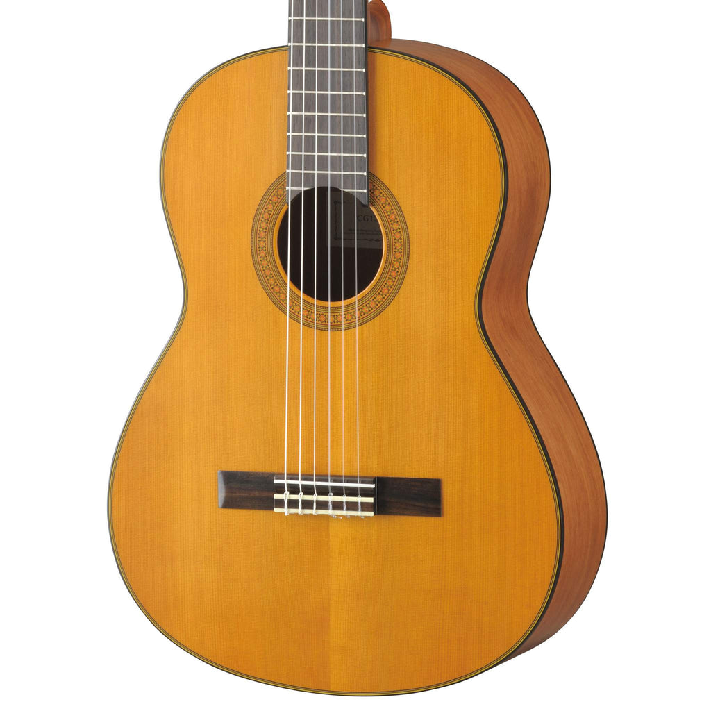Yamaha CG122MC Acoustic Guitar, Yamaha, Sounds Great Music