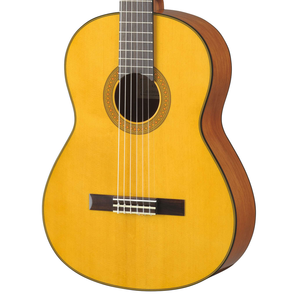 Yamaha CG142S Acoustic Guitar, Yamaha, Sounds Great Music