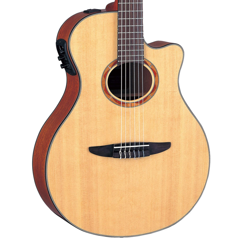 Yamaha NTX700 Natural Acoustic Guitar, Yamaha, Sounds Great Music