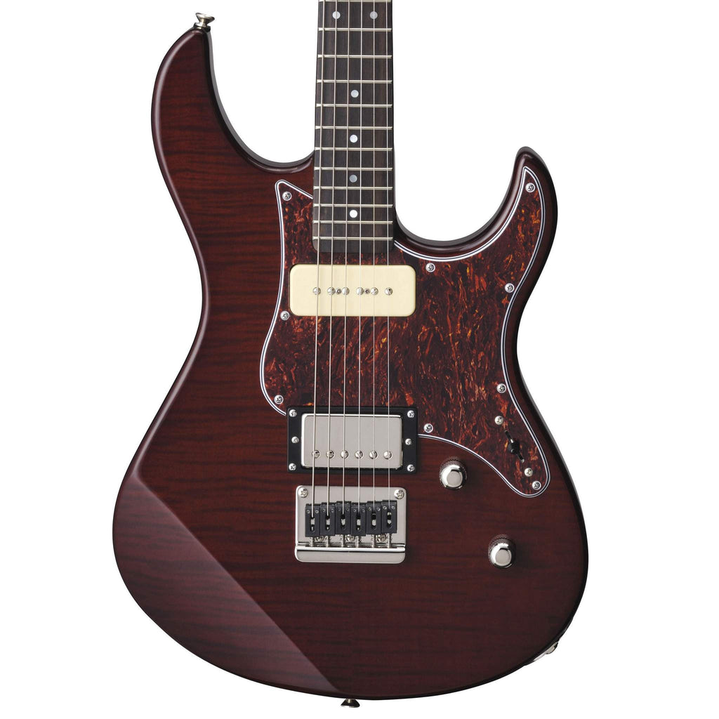 Yamaha Pacifica PAC611HFM Root Beer Electric Guitar - Electric Guitar - Yamaha - Sounds Great Music