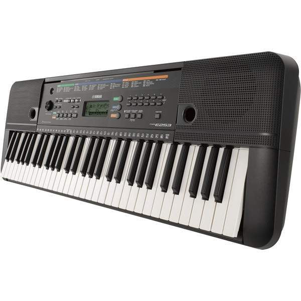 Yamaha PSR- E253 Portable Digital Keyboard Digital Home / Stage Pianos, Yamaha, Sounds Great Music