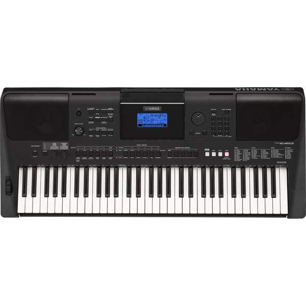 Yamaha PSR-E453 Digital Keyboard - Digital Home / Stage Pianos - Yamaha - Sounds Great Music