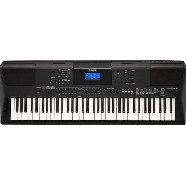 Yamaha PSR-EW400 Digital Keyboard Digital Home / Stage Pianos, Yamaha, Sounds Great Music
