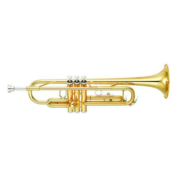 Yamaha Trumpet YTR-3335 Trumpets, Yamaha, Sounds Great Music