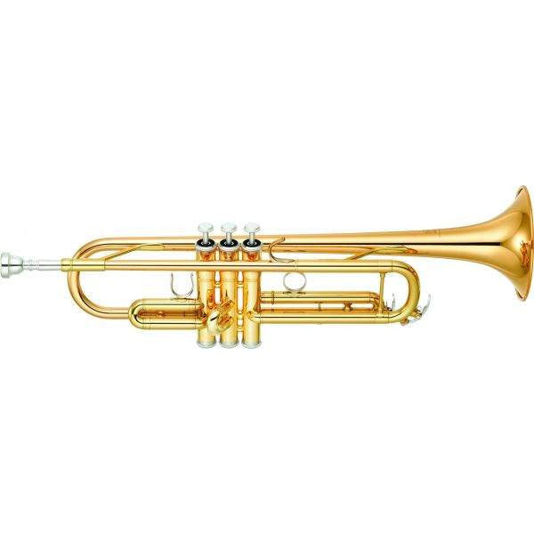 Yamaha Trumpet YTR-4335 GII Trumpets, Yamaha, Sounds Great Music