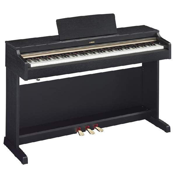 Yamaha YDP162 Digital Piano - Digital Home / Stage Pianos - Yamaha - Sounds Great Music