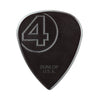 Dunlop Jim Root Signature Nylon Pick 6 Pack 447PJR1.38