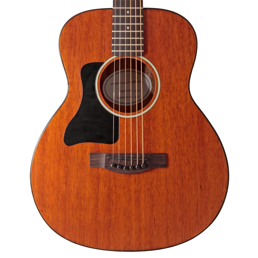 Adam Black 0-2T Left Hand Travel Acoustic with Gig Bag