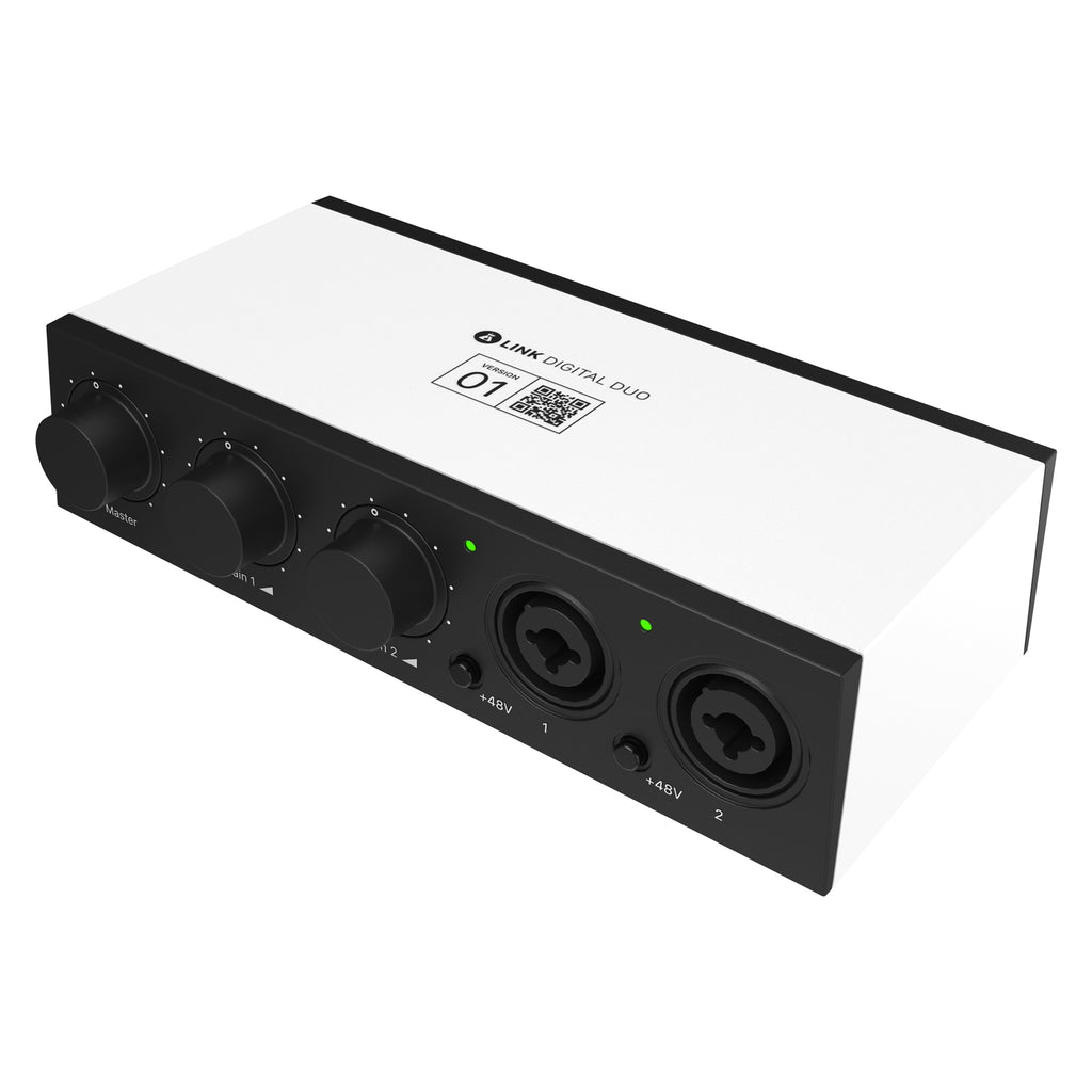 BandLab Link Digital Duo Audio Interface
