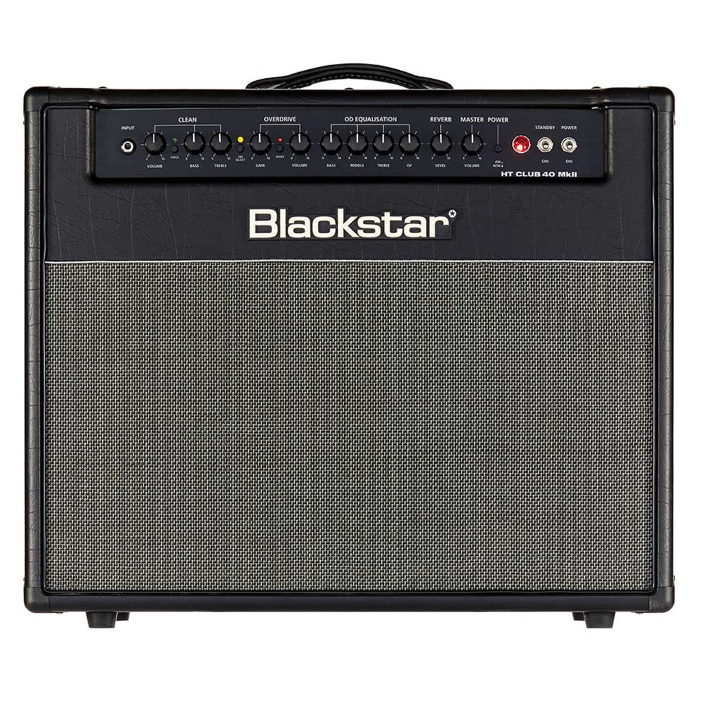 Blackstar HT Club 40 MKII Guitar Amplifier - Amplifier - Blackstar - Sounds Great Music
