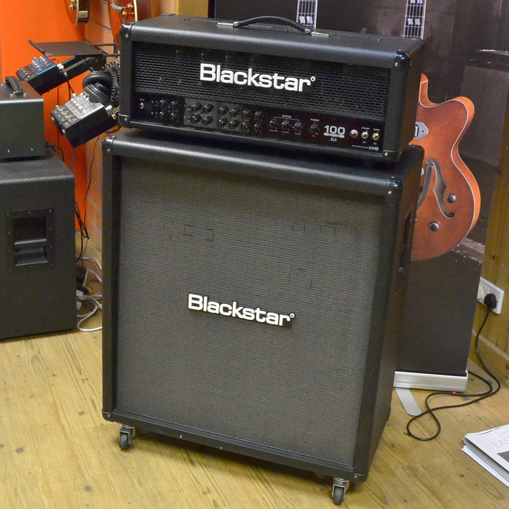 Blackstar Series One 1046L6 Head and S1 412B Second Hand