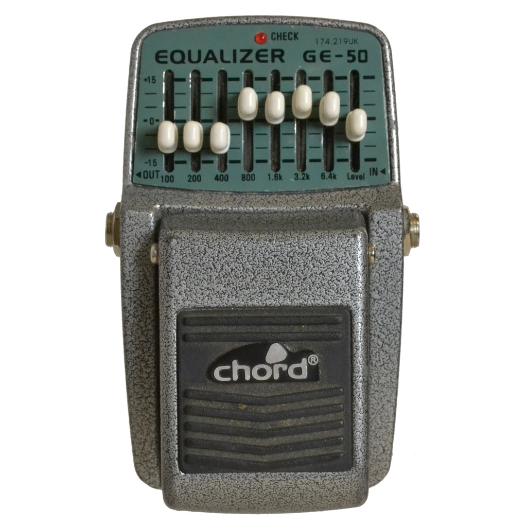 Chord GE-50 Equalizer Second Hand