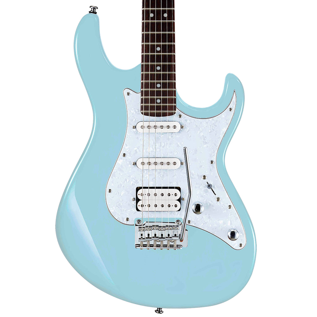 Cort G250-BBL Baby Blue Electric Guitar