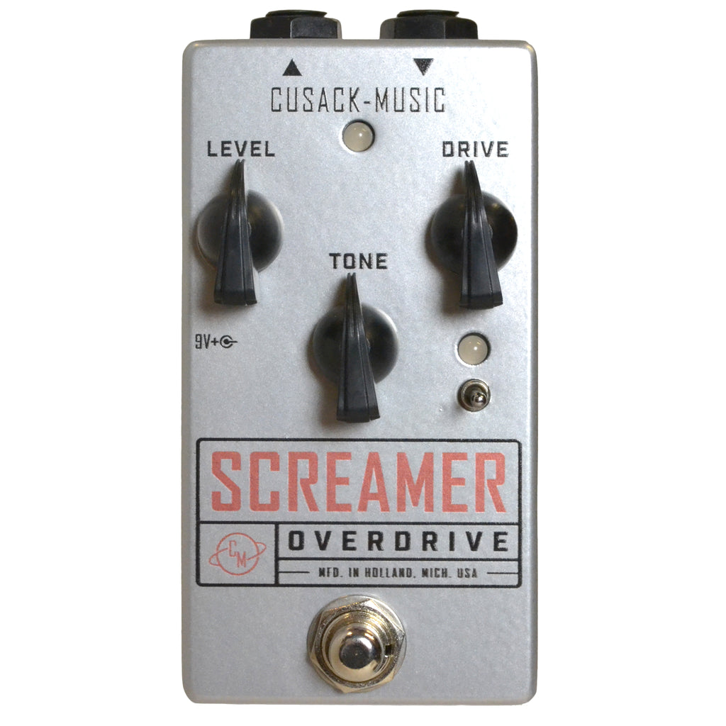 Cusack Music Screamer