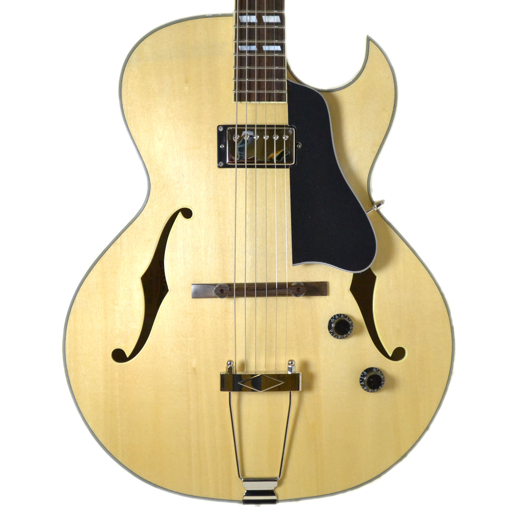 Eastman AR371CE-BD Blonde Electric Guitar