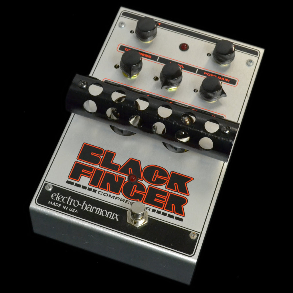 Electro Harmonix Black Finger Wooden Box Second Hand