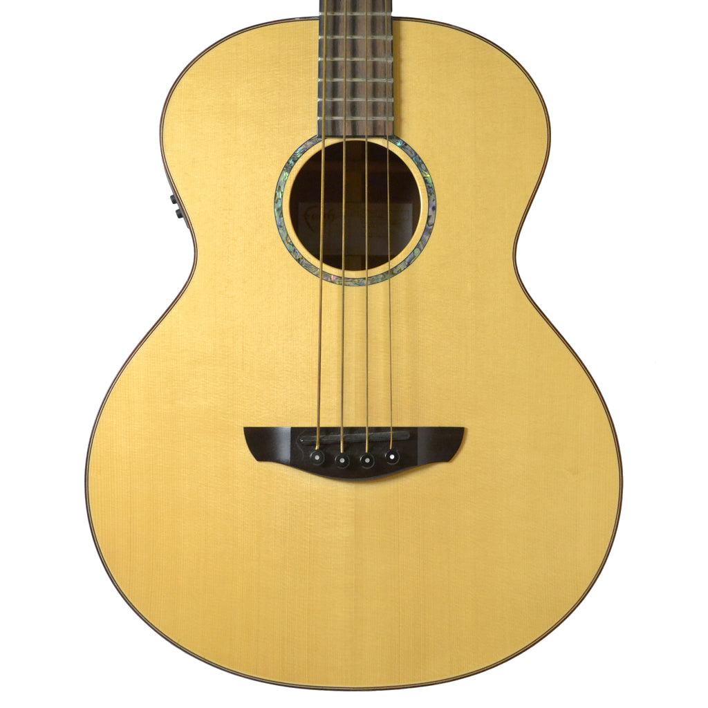 Faith FTNE Neptune Electro Acoustic Bass Second Hand - Bass Guitar - Faith - Sounds Great Music