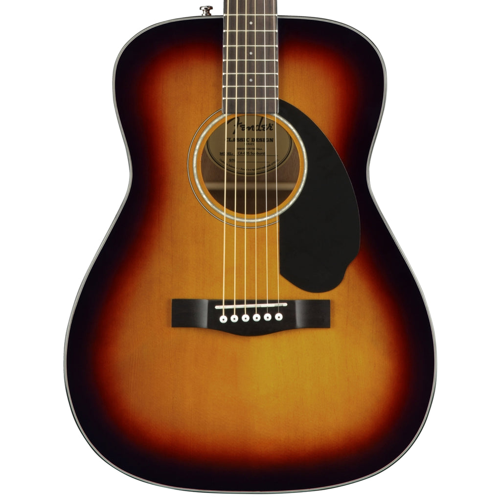 Fender CC-60S 3 Tone Sunburst Acoustic Guitar