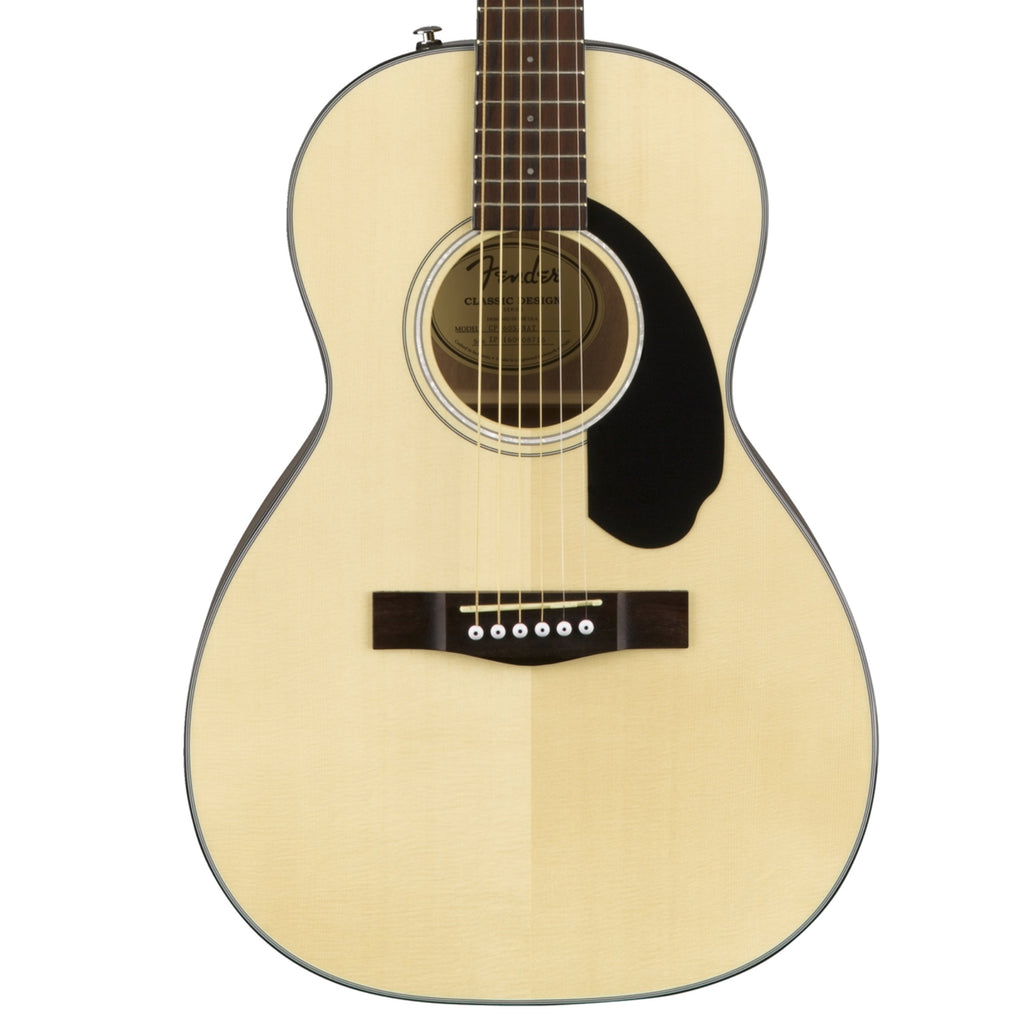 Fender CP-60S Natural Acoustic Guitar