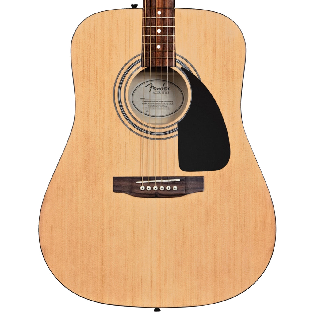 Fender FA-115 Dreadnought Pack Natural Acoustic Guitar