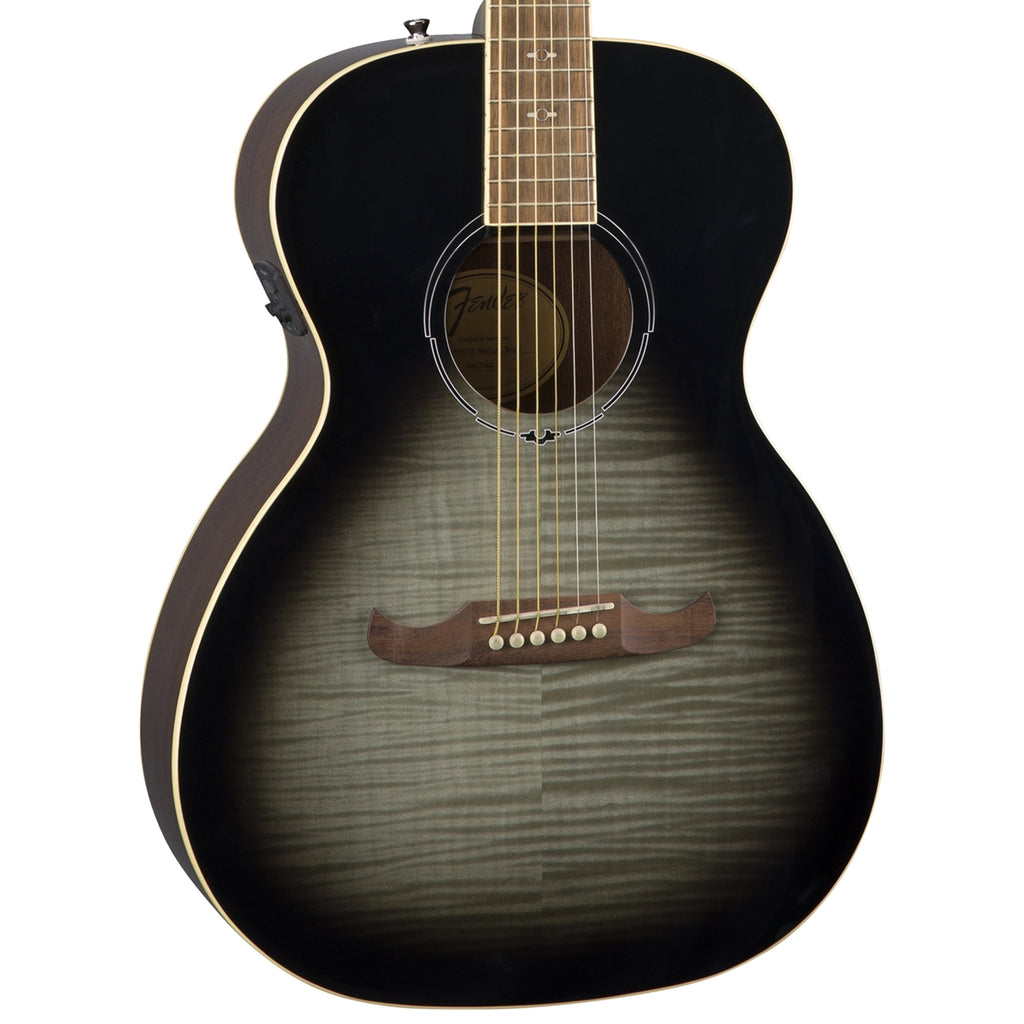 Fender FA-235e Concert Moonlight Burst Acoustic Guitar