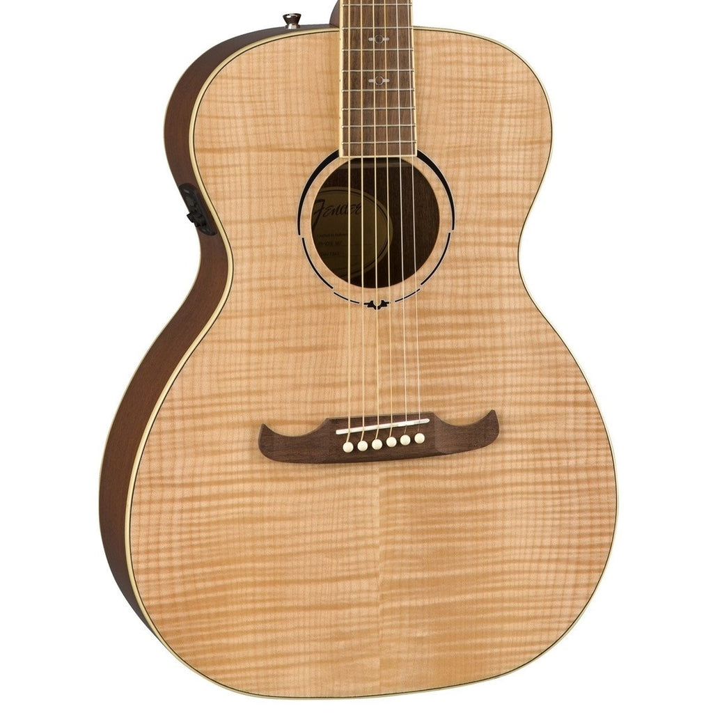 Fender FA-235e Concert Natural Acoustic Guitar