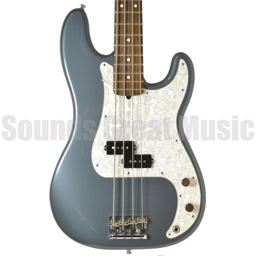 Fender American Standard P Bass Lake Placid Blue Second Hand - Bass Guitar - Fender - Sounds Great Music