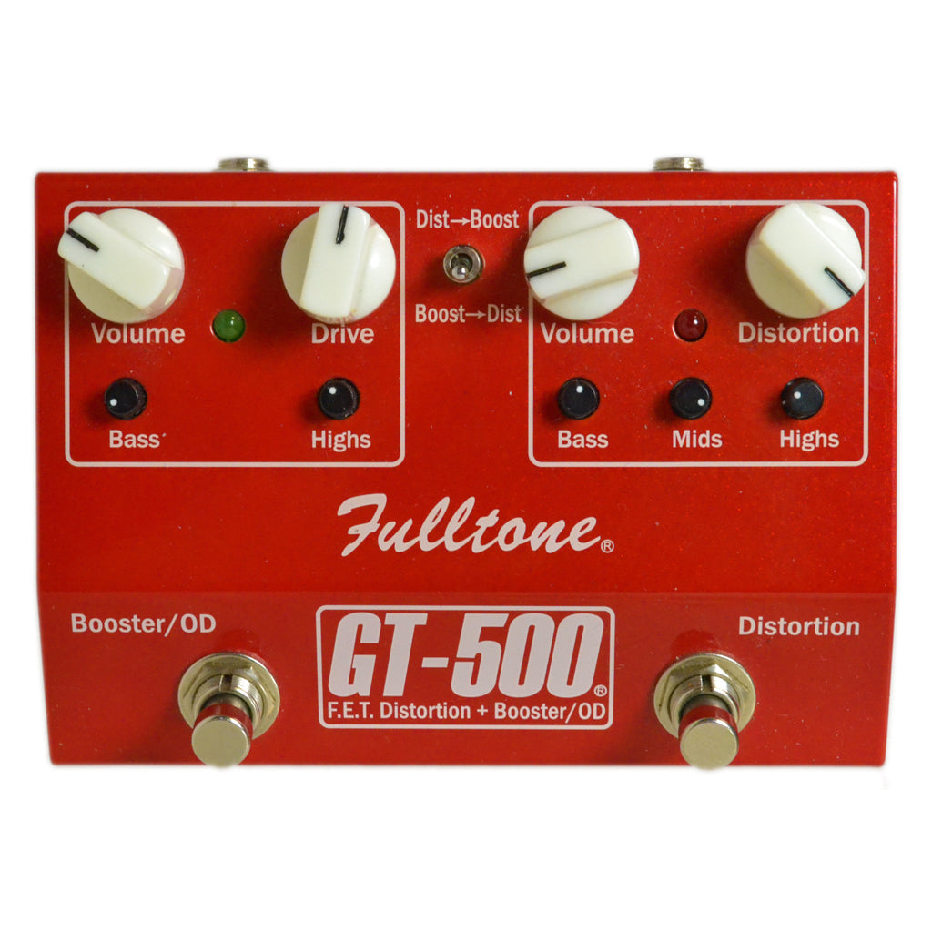 Fulltone GT-500 Second Hand Inc Box