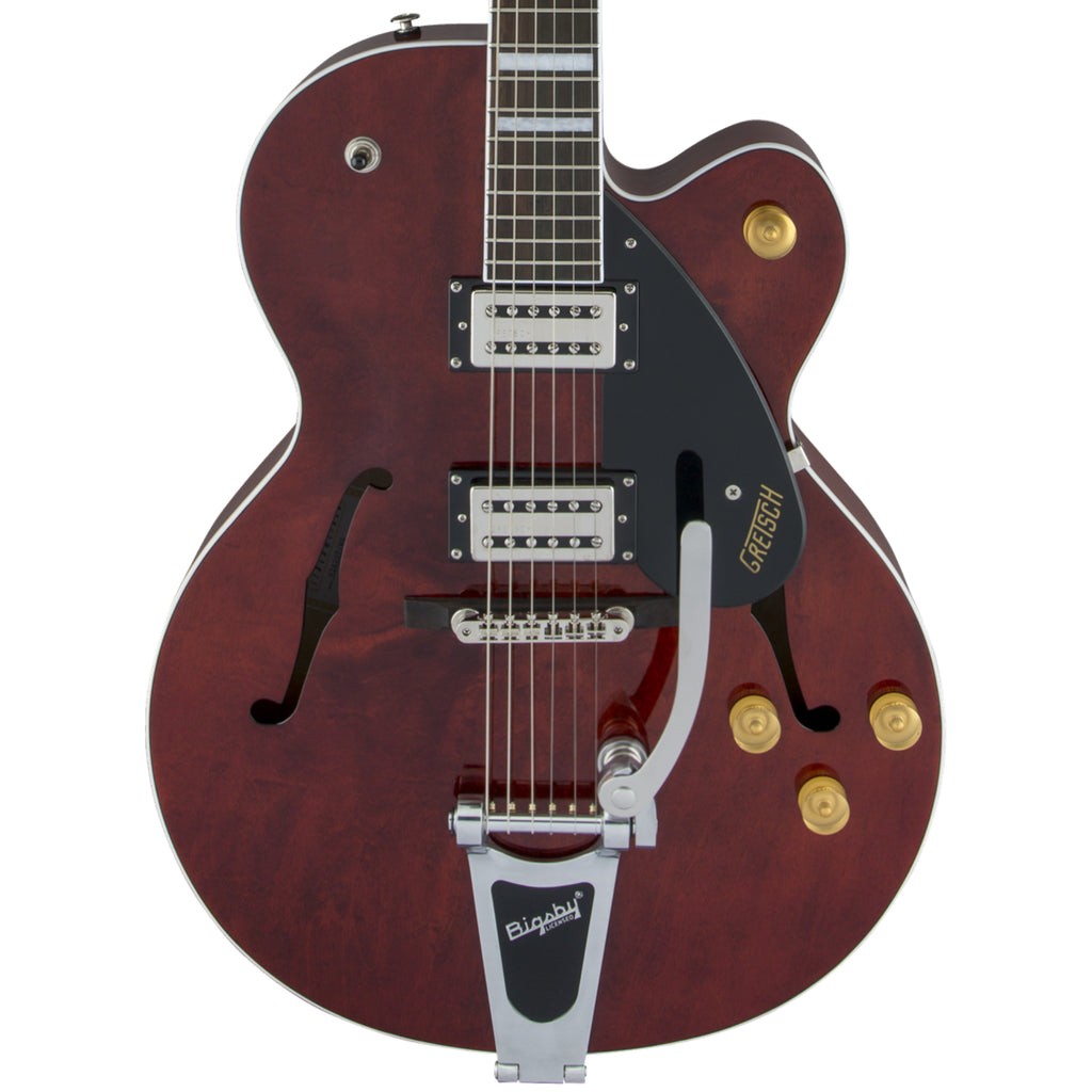Gretsch G2420T Streamliner Hollow Body with Bigsby Walnut Stain