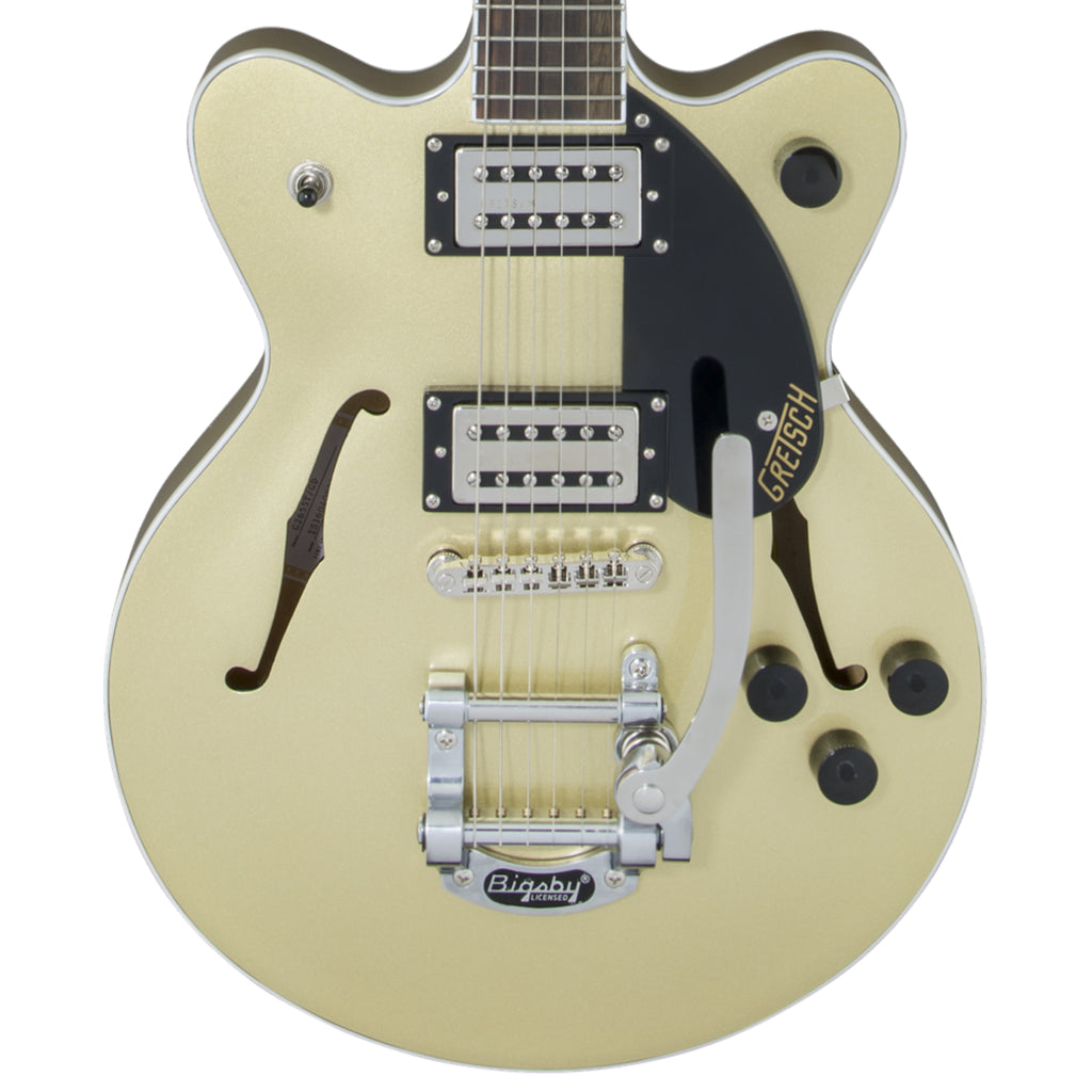 Gretsch G2655T Streamliner Center Block JR with Bigsby Golddust Electric Guitar