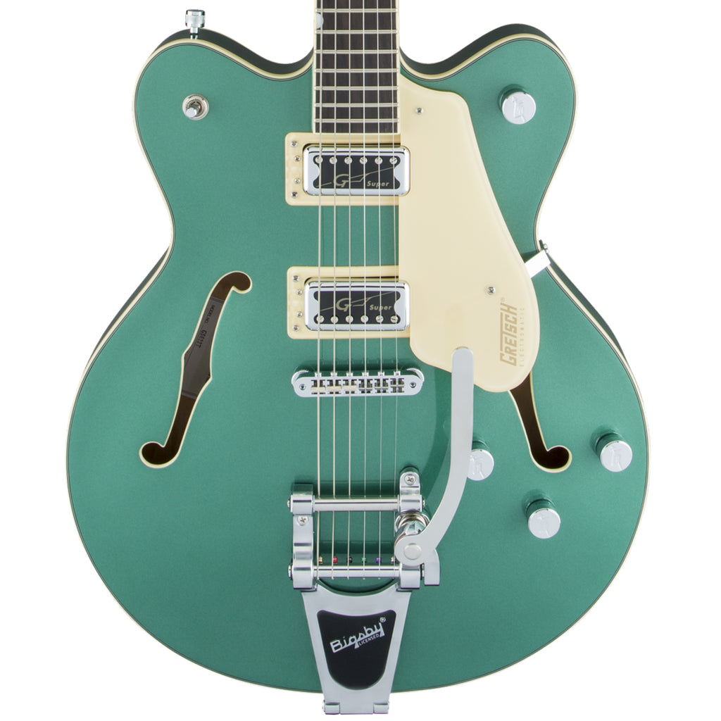 Gretsch G5622T Electromatic Center Block Double Cutaway with Bigsby Georgia Green Electric Guitar