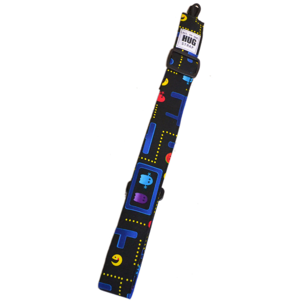 Hug Strap All in One Ukulele Strap Arcade Games