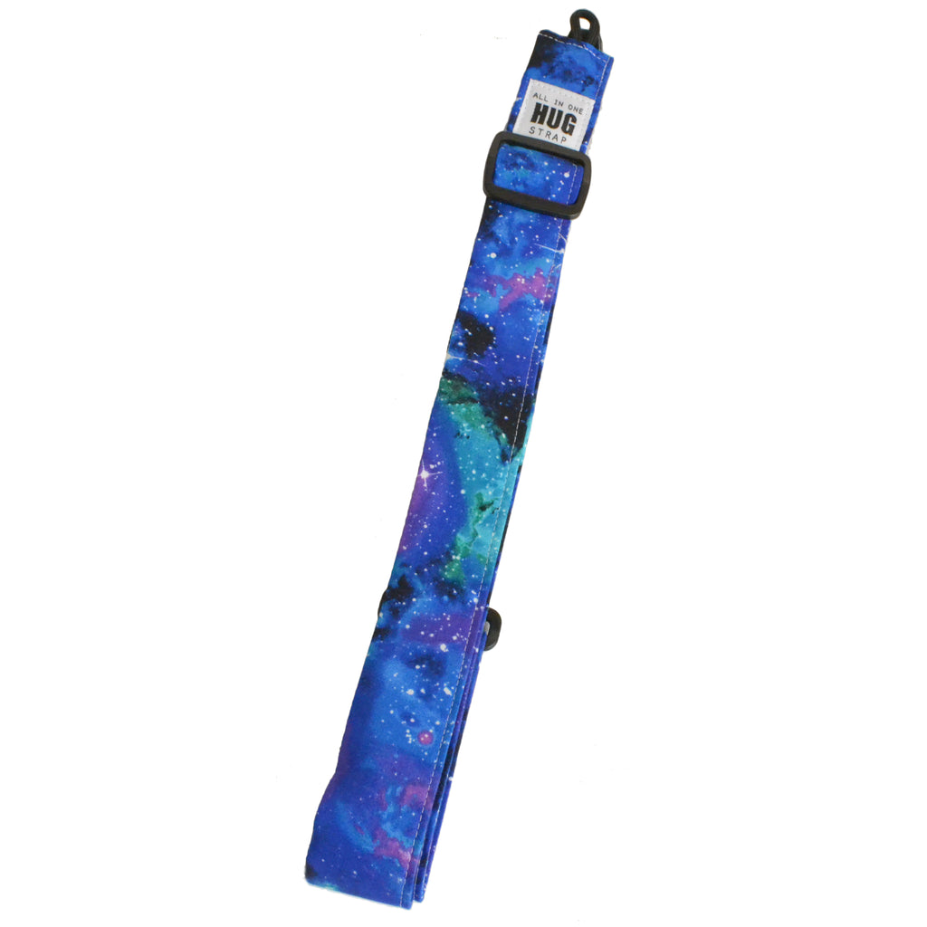 Hug Strap All in One Ukulele Strap Galaxy Star