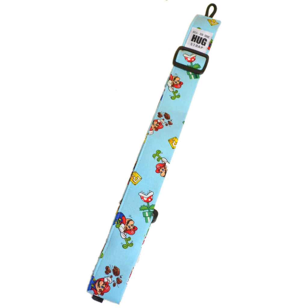 Hug Strap All in One Ukulele Strap Super Mario