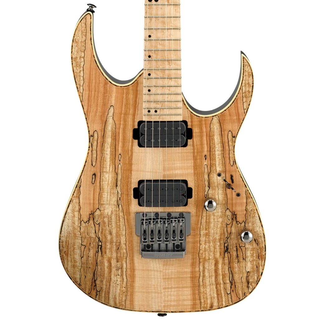 Ibanez RG721MSM-NTF Natural Flat Electric Guitar