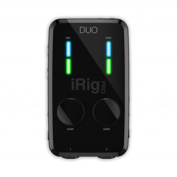 iRig Pro Duo Recording Interface for PC and Mac