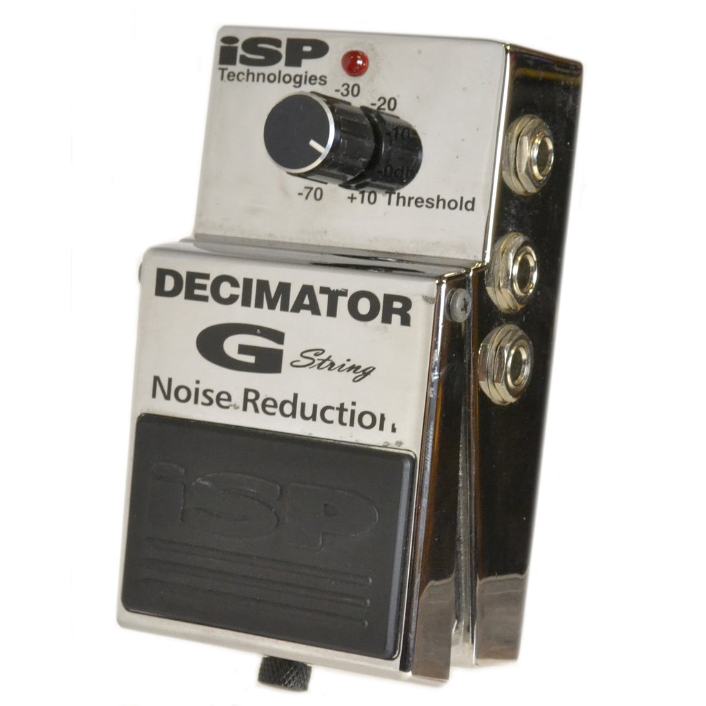 ISP Decimator G String Version 1 with Box and Manual Second Hand