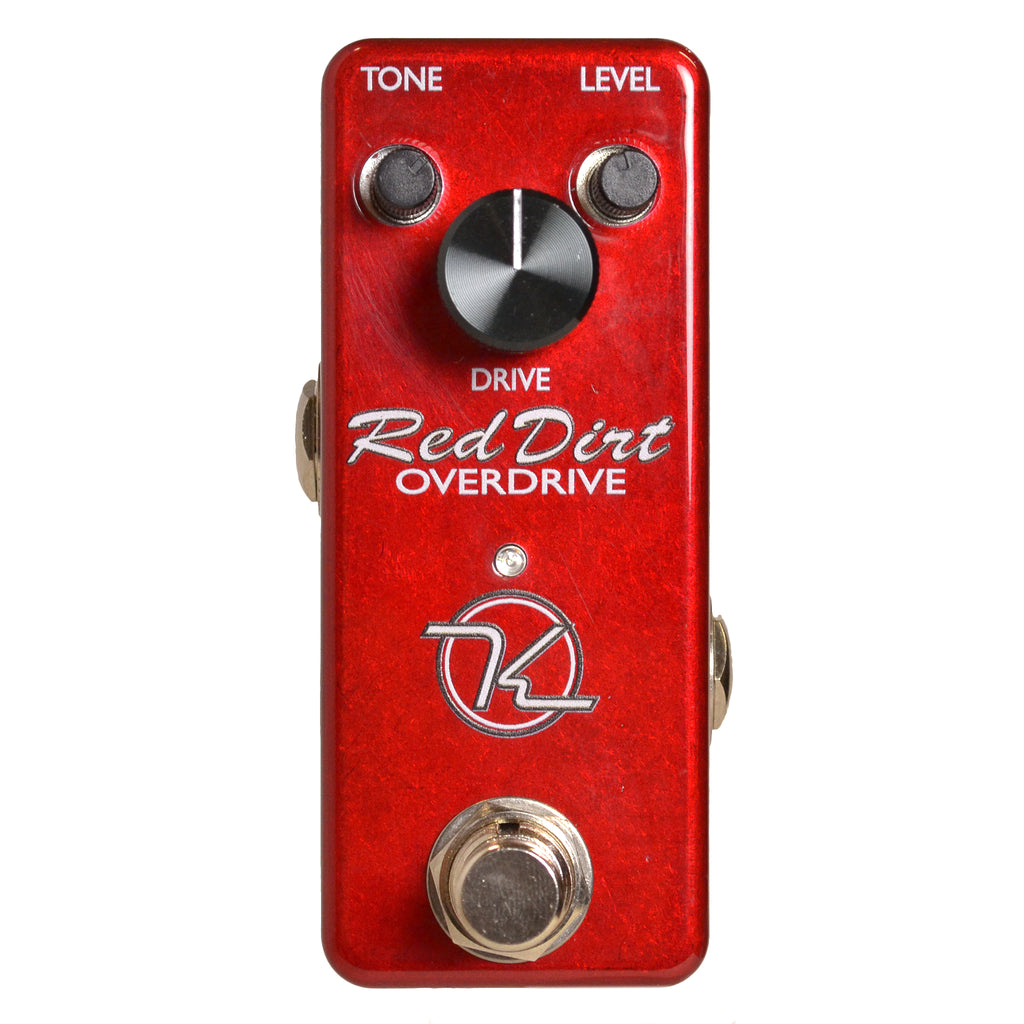 Keeley Mini Red Dirt Overdrive