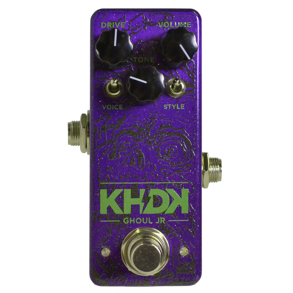 KHDK Ghoul Jr - Stomp Box - KHDK - Sounds Great Music