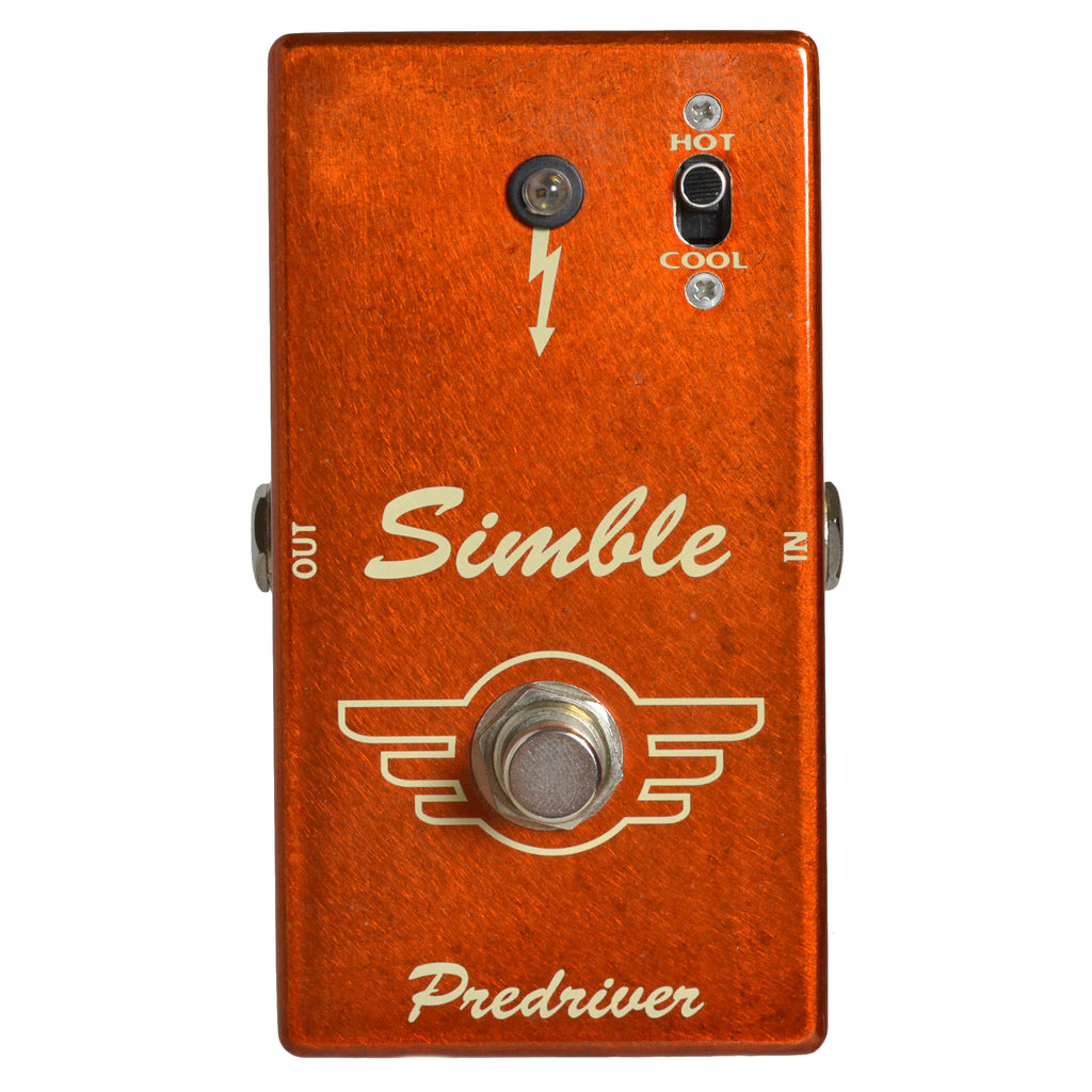 Mad Professor Simble Predriver (PCB) Effects Pedal Second Hand