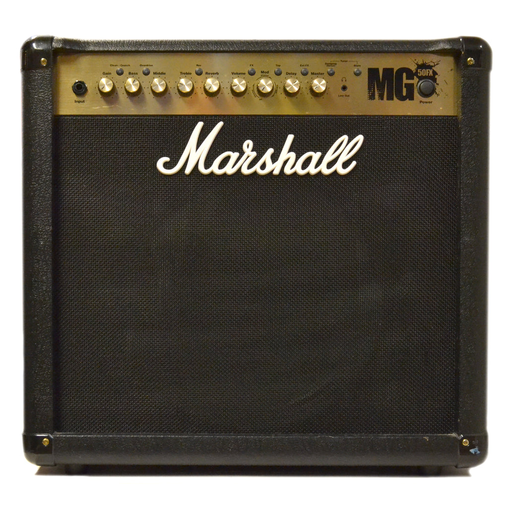 Marshall MG50FX Second Hand Inc Footswitch